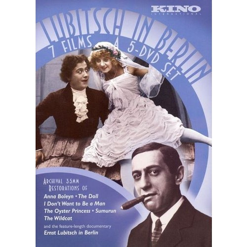 Lubitsch in Berlin [5 Discs] [DVD]
