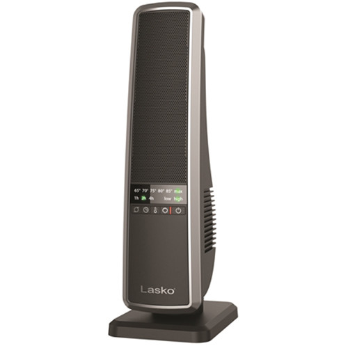 Lasko Ceramic Tower Heater with Remote - CT22650
