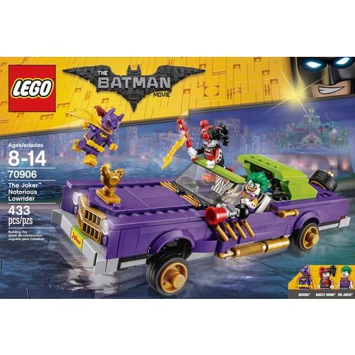 LEGO - The LEGO Batman Movie The Joker Notorious Lowrider