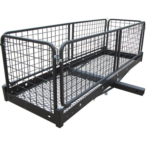 Ultra-Tow Steel Cargo Hauler with Removable Basket  500-Lb. Capacity, 60in.L x 20in.W x 20in.H
