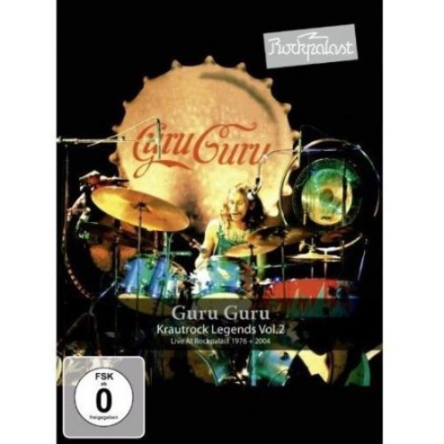 Guru Guru: Krautrock Legends, Vol. 2 - Live at Rockpalast 1976 + 2004 [DVD]