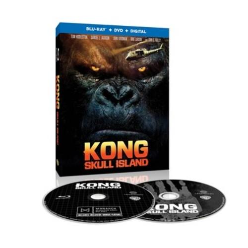 Kong: Skull Island Target Exclusive (Blu-ray + DVD + Digital)
