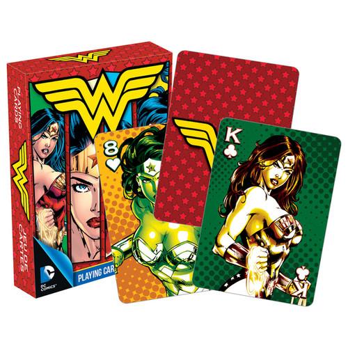 Wonder Woman 52288 Wonder Woman Playing Cards