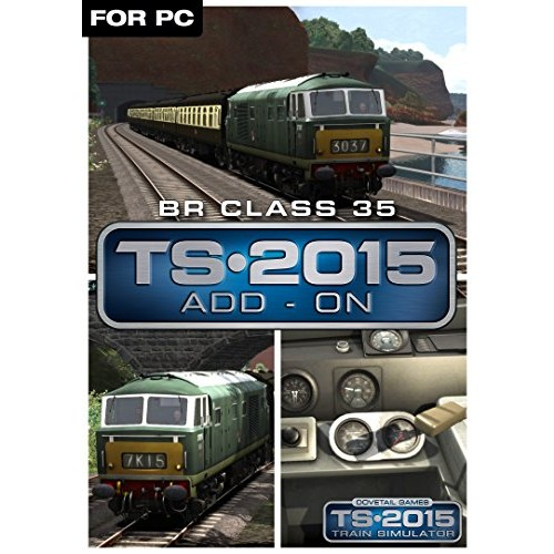 BR Class 35 Loco Add-On [Online Game Code]
