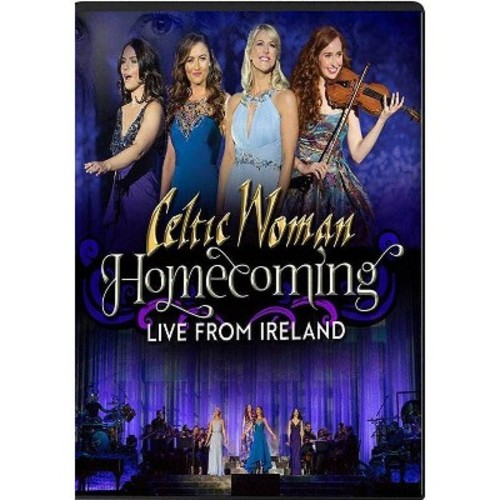 Homecoming:Live From Ireland (DVD)