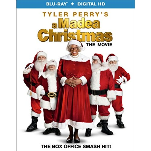 Tyler Perry's A Madea Christmas [Blu-ray + Digital HD]: Tyler Perry, Chad Michael Murray, Tika Sumpter, Kathy Najimy, Eric Lively, Anna Maria Horsford, Eric Bomba-Ire, Larry the Cable Guy, Doug Price, Adam Silverman, Emma Callicutt, Evie Richardson, Keith Tinaglia, Antoine Dodson, Whitney Christopher, Lily Kostka, Gideon Davinsky, Sam Henderson, Ashlee Heath, Brooke Jaye Taylor, Mike Davidson, Diego Wren, Ana Rodriguez, Warren Barfield, Caroline Kennedy Schlossberg, Michael Cole, Maddie Compton, Noah Urrea, J.R. Lemon, Jonathan Chase, Steve Boles, Bart Hansard, Alicia Witt, Clay Chappell, Evie Brady, Isabelle Hanna, Matthew Boulis, Lisa Whelchel, Heather Moore, Julie Ann Doan, Vickie Eng, Sweet Brown, Travis Terrell, Matt Moore, Ozzie Areu: Movies & TV