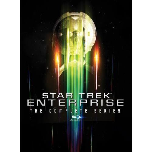 Star Trek: Enterprise - The Complete Series [Blu-ray] [24 Discs]