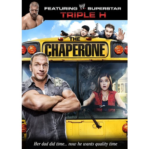 Chaperone: Paul Levesque 'Triple H', Yeardley Smith, Ariel Winter, Stephen Herek: Movies & TV
