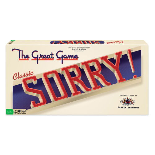 Winning Moves Games Classic Sorry