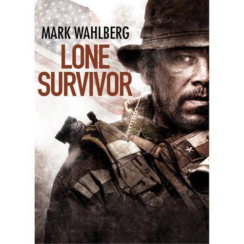 Lone Survivor, DVD, (With Instawatch)