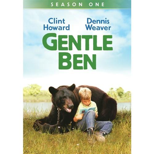 Gentle Ben: Season One [4 Discs] [DVD]