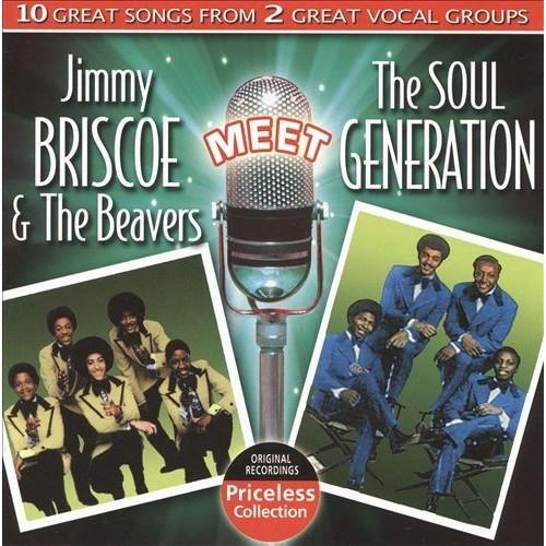 Jimmy Briscoe & the Beavers Meet The Soul Generation [CD]
