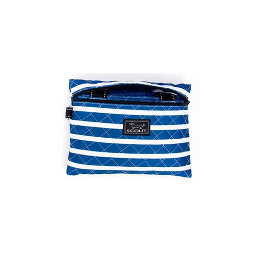 Foldable Tote Pouch Duo