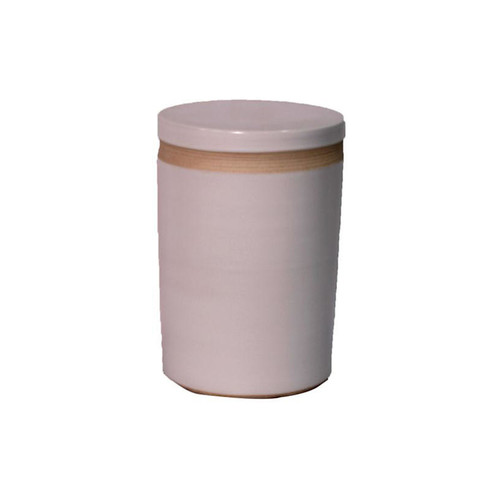 Cylindrical Garden Stool, Pink