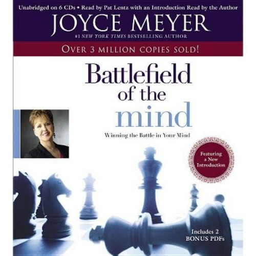 Battlefield of the Mind: Winnng the Batttle in Your Mind (CD-Audio)