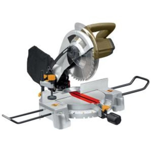 Rockwell 14 Amp 10 in. Compound Miter Saw with Extension Support