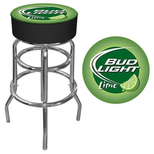 Trademark Bud Light Lime Bar Stool