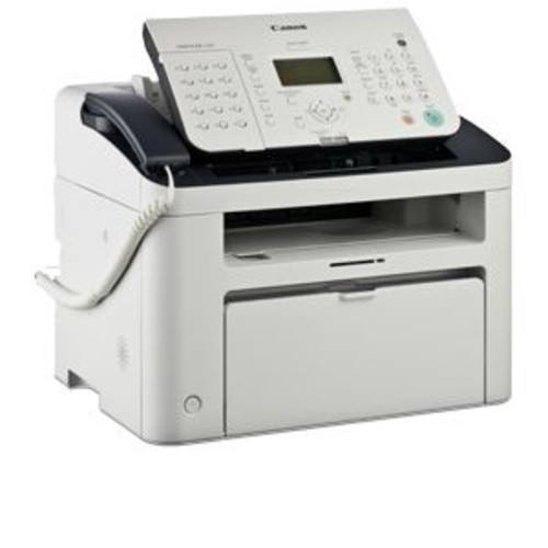 Canon FAXPHONE L100 - Multifunction ( copier / fax / printer ) - B/W - laser - Letter A Size (8.5 in x 11 in) (original) - Legal (8.5 in x 14 in) (media) - up to 12 ppm (copying) - up to 19 ppm (print