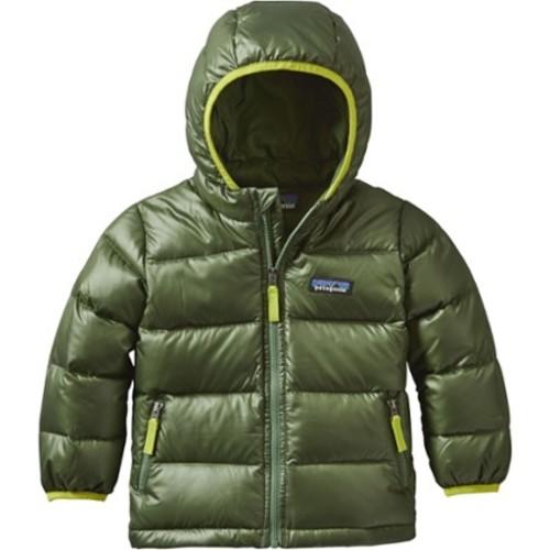 Patagonia Hi-Loft Down Sweater Hoodie Jacket - Toddlers''