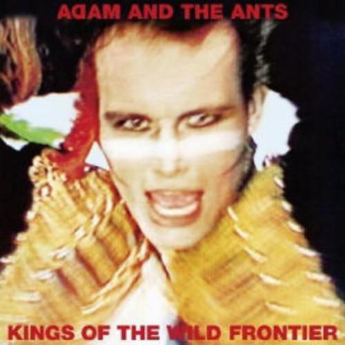 Kings of the Wild Frontier (LP)