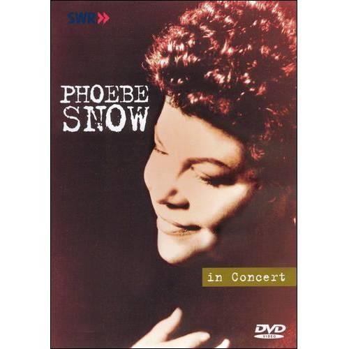 Snow P-Phoebe Snow in Concert