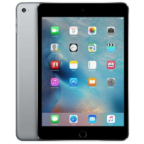 Apple iPad Mini 4 WiFi Tablet  7.9