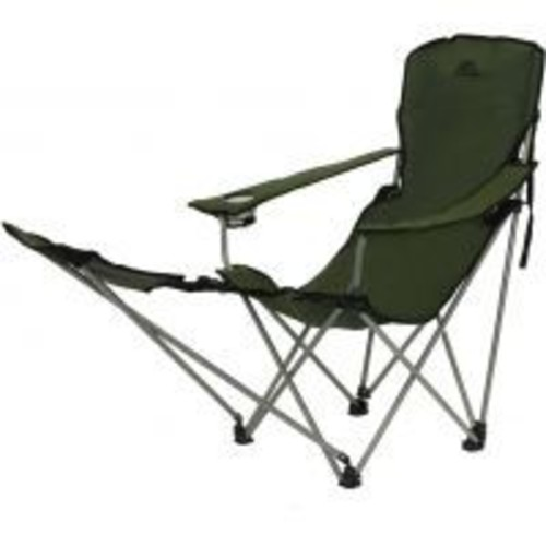 Alps Mountaineering Escape Chair Green 8149007, Color: Green, Product Weight: 4.5 kg, 10 lb,