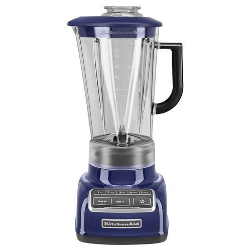 KitchenAid KSB1575 Five Speed Diamond Blender - Cobalt Blue