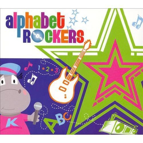 Alphabet Rockers [CD]