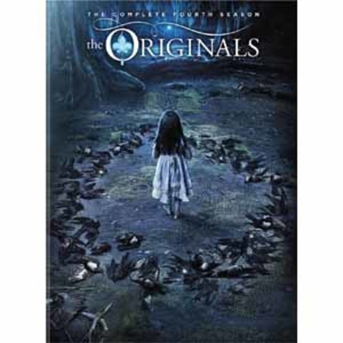The Originals: The Complete Fourth Season [DVD]