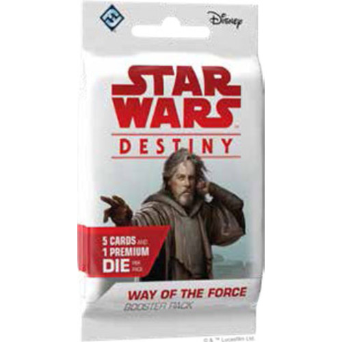 Star Wars Destiny Way of the Force Booster Pack