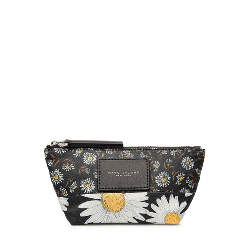 Fabric B.Y.O.T. Mixed Daisy Pouch