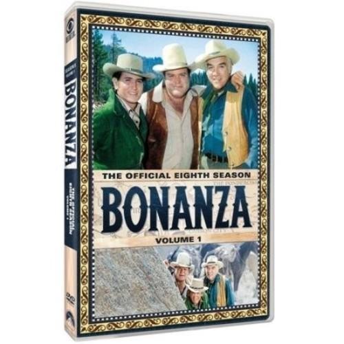 Bonanza: The Eighth Season, Volume 1 (Full Frame)