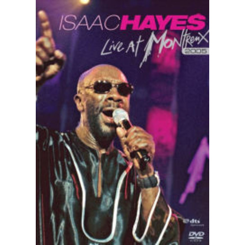 Isaac Hayes: Live at Montreux 2005 WSE DTS/DD5.1/DD2
