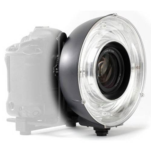 Elinchrom EL 20492 RQ Ringflash Eco with Removable Diffuser for Elinchrom Quadra