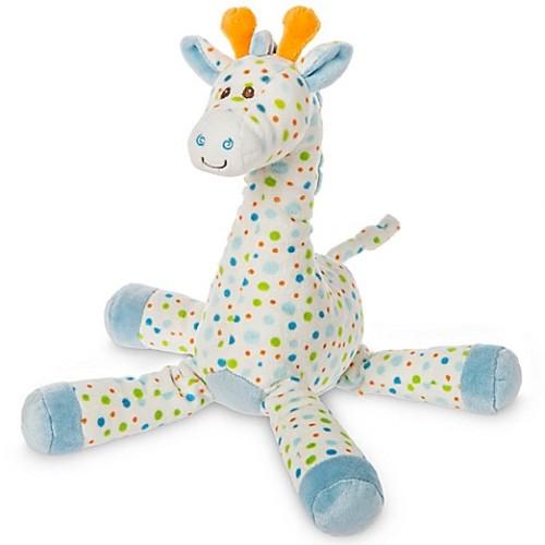 Mary Meyer Little Stretch Giraffe Soft Toy in White