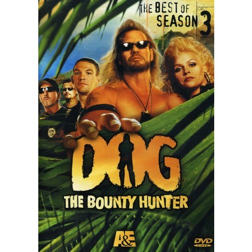 Dog the Bounty Hunter: The Best of Season 3 [DVD]