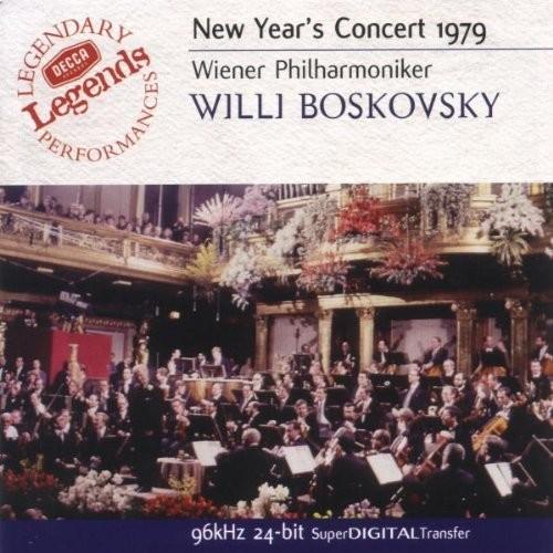Year's Day Concert In Vienna, 1979