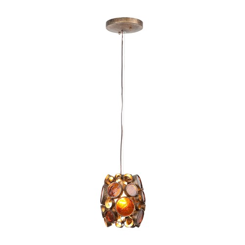 Fascination 1-Light Mini Pendant by Varaluz