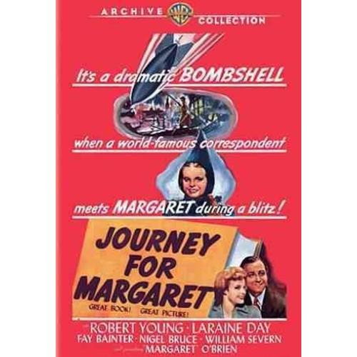 Journey For Margaret (DVD)