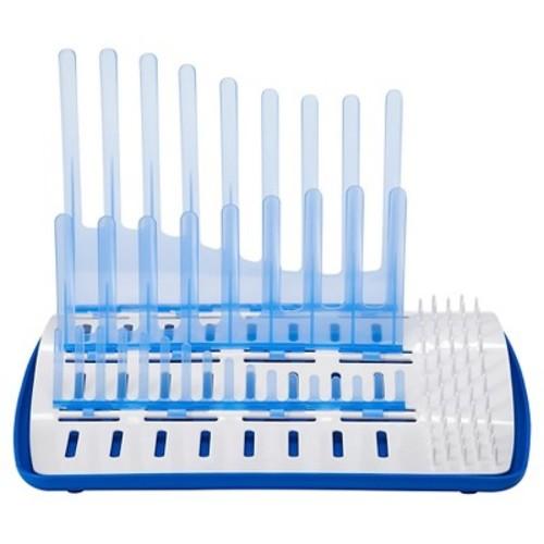 Dr Browns Bottle Rack - Blue