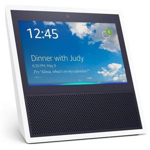 Amazon Echo Show Voice Assistant Device, White