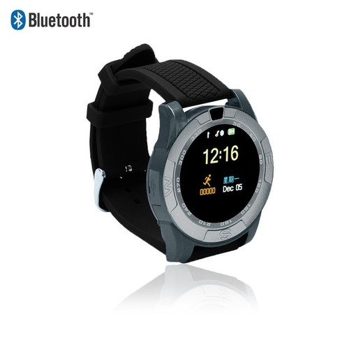 Indigi 2017 NEW GSM Unlocked Bluetooth Watch & SmartPhone - [Call and SMS Notifcation + Camera]