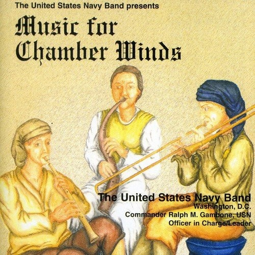Music for Chamber Winds [CD]