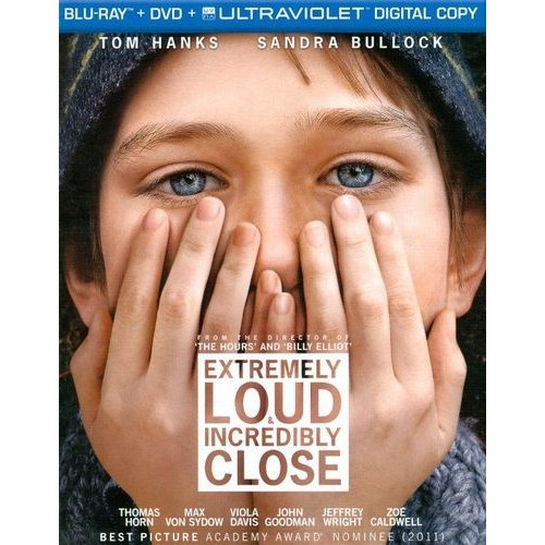 Extremely Loud & Incredibly Close (DVD): Tom Hanks, Sandra Bullock, Thomas Horn, Viola Davis, John Goodman, Jeffrey Wright, Zoe Caldwell, Max von Sydow, Stephen Daldry, Scott Rudin, Eric Roth: Movies & TV