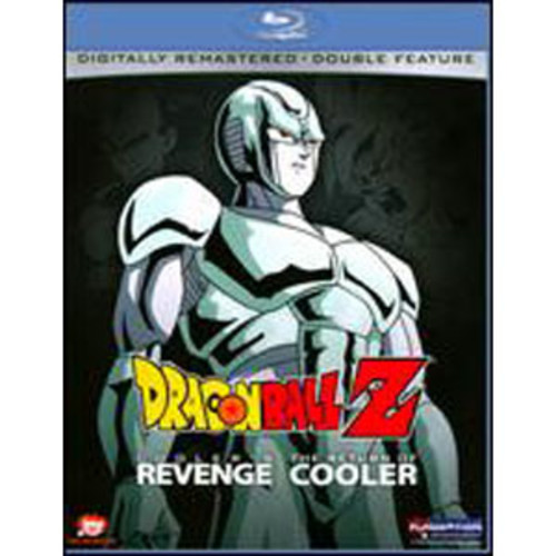 DragonBall Z: Movie 5 and 6 (Blu-ray) (R) (Widescreen)