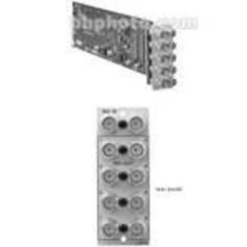 BKPF-L603 AES/EBU to SDI Multiplexer Board for PFV-L10 19