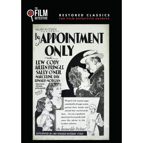 By Appointment Only [DVD] [1933]