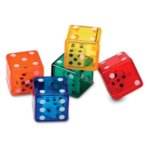 Learning Resources Dice In Dice 72ct