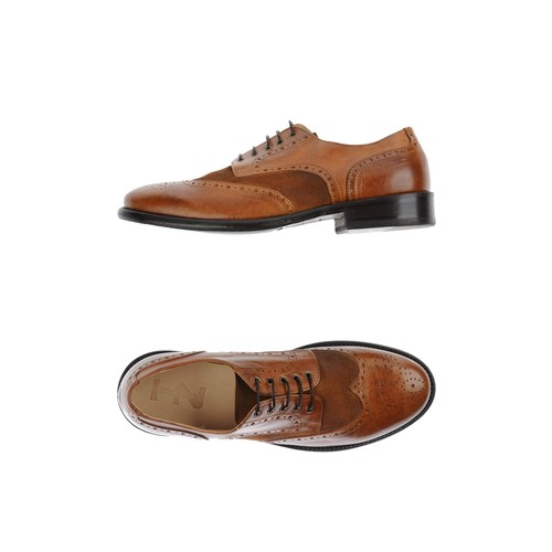 REDWOOD Laced shoes